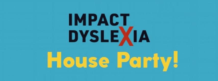 Impact Dyslexia House Party October 22, 2019