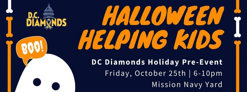 Halloween Helping Kids!