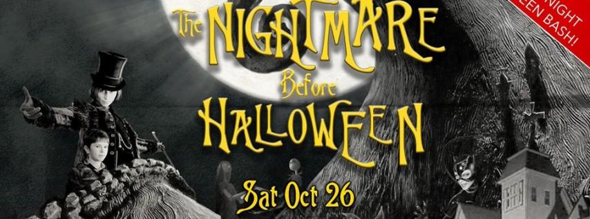 Halloween 2019 Night One: A Nightmare Before Halloween