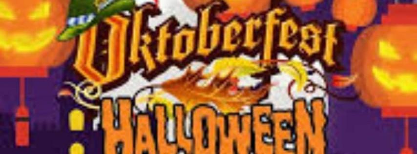 Oktoberfest Halloween Party