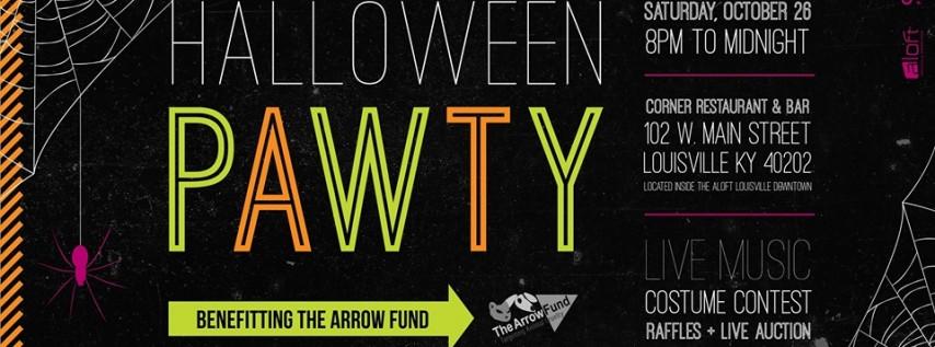 Halloween Pawty