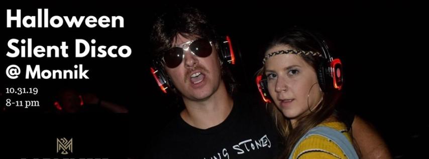 Halloween Night Silent Disco at Monnik