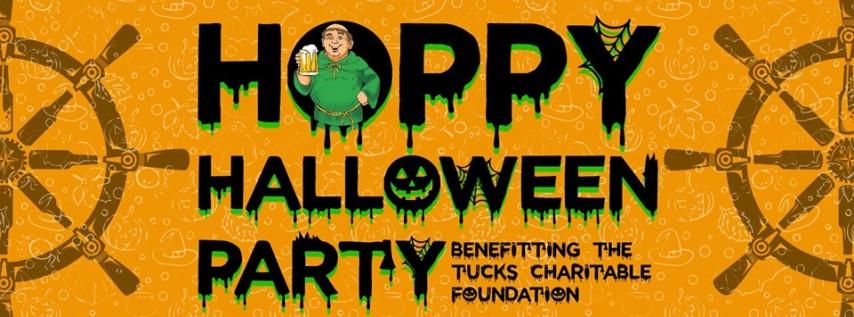 Hoppy Halloween Costume Party