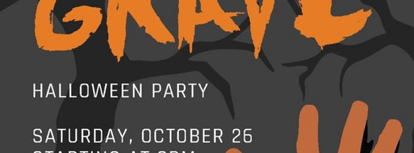 Above the Grave Halloween Party
