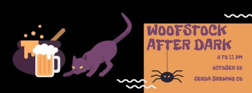 Woofstock After Dark - Halloween Party!
