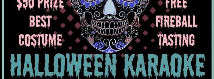 80's Musicians Halloween Karaoke
