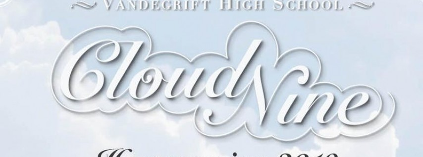 Vandegrift Cloud Nine Homecoming Dance Tickets 2019