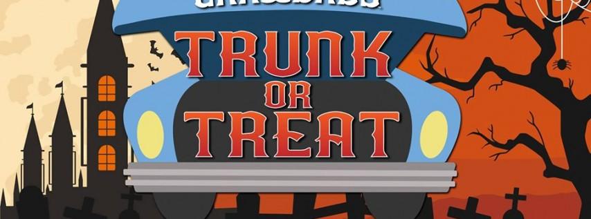 Crawdads Trunk-Or-Treat