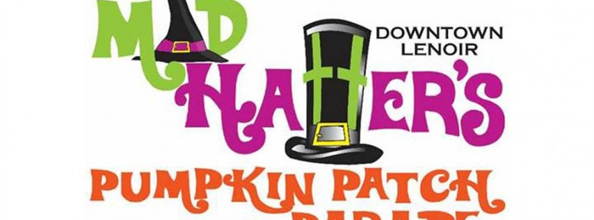 Downtown Trick-or-Treat & the Mad Hatter's Pumpkin Patch Parade