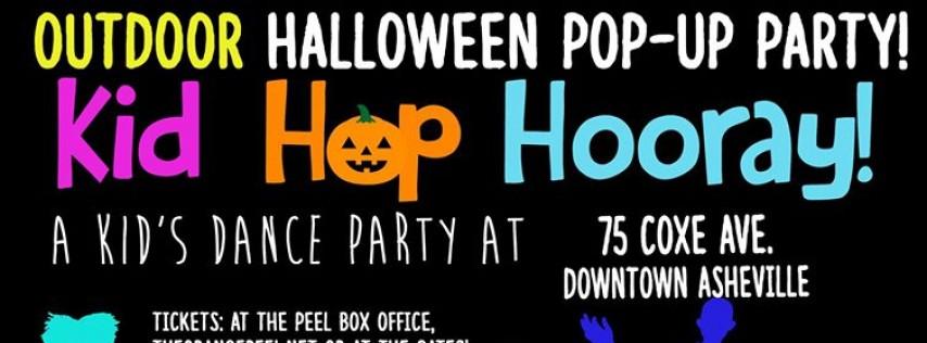 Halloween Outdoor Kid Hop