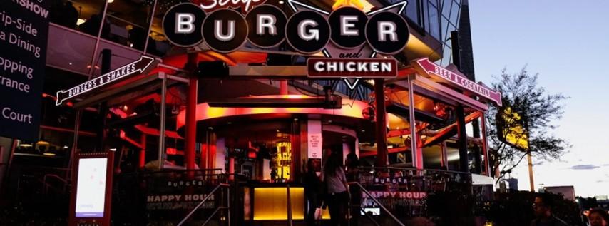Thanksgiving Day at Stripburger & Chicken
