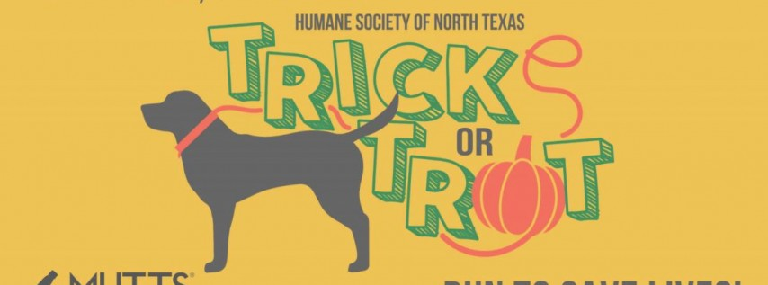 Trick or Trot Annual Run to Save Lives!