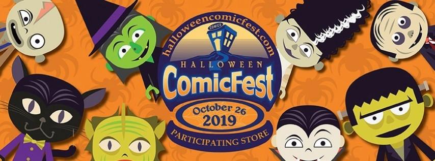 Halloween: ComicFest