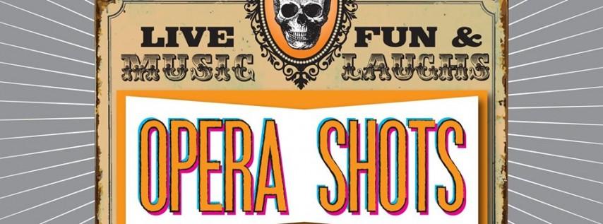 Opera Shots: Halloween Edition!