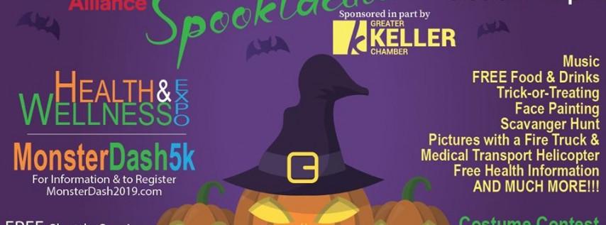 Spooktacular Fall Festival, Health Fair & 5K Fun Run