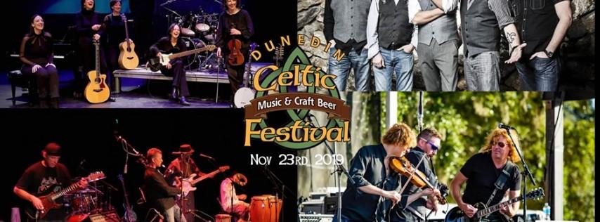 Dunedin Celtic Music & Craft Beer Festival Nov 23, 2019