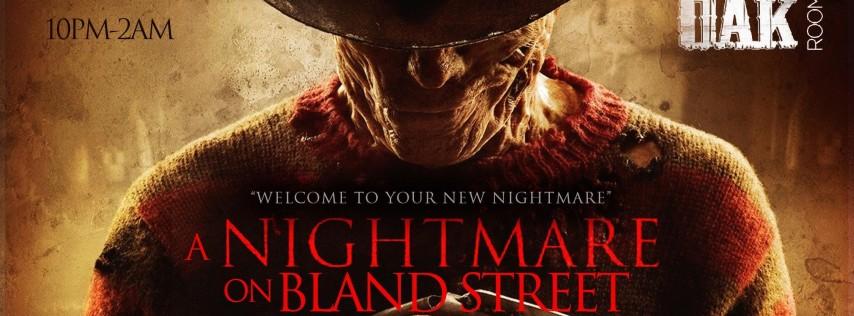 Nightmare On Bland Street