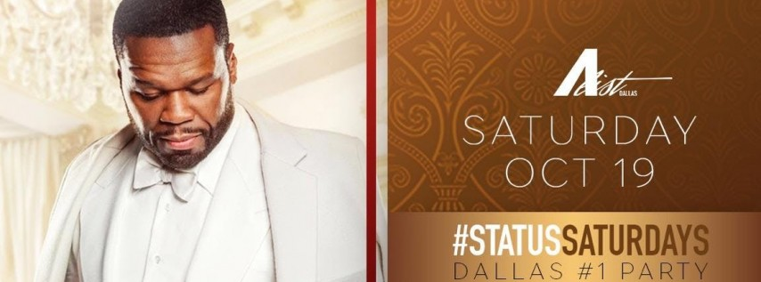 Status Saturdays hosted by 50 Cent