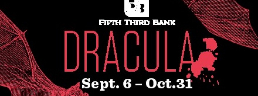 Inside the Coffin at Fifth Third Bank's Dracula