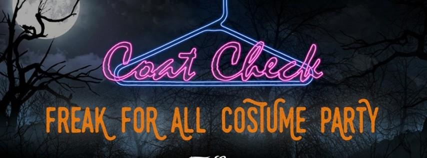 Coat Check Freak for All