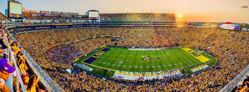 Beachcorner's LSU vs. MS State Watch Party