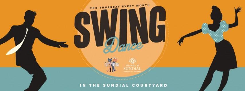 Free Swing Dancing at Sundial St. Pete