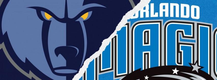 Orlando Magic vs. Memphis Grizzlies @ Amway Center Orlando