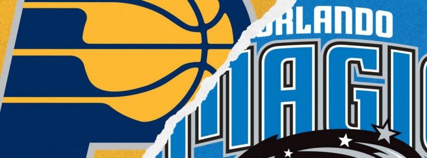 Orlando Magic vs. Indiana Pacers @ Amway Center Orlando