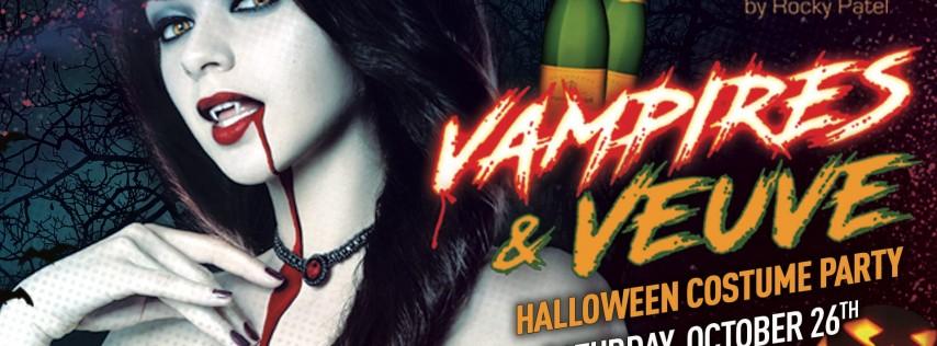 Vampires & Veuve Halloween Costume Party