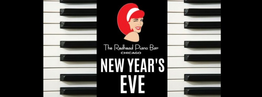 New Year's Eve at The Redhead Piano Bar