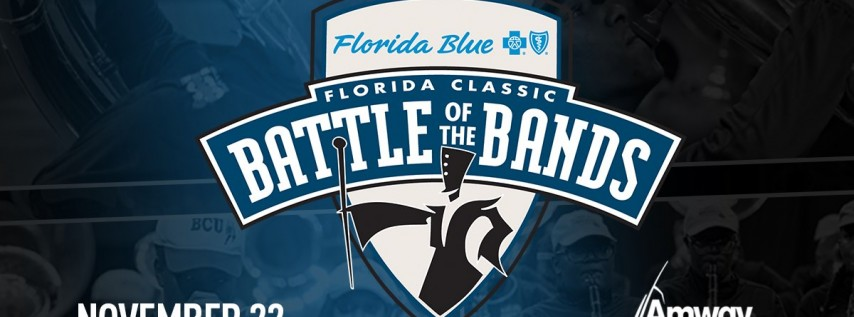 Florida Blue Battle Of The Bands @ Amway Center Orlando