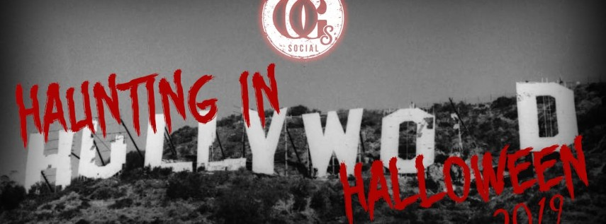 A Haunting In Hollywood - OGs Halloween Party