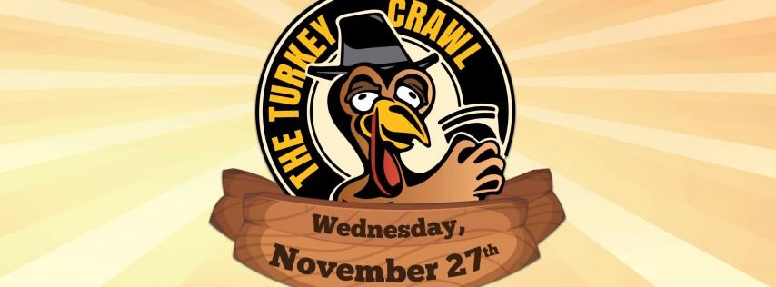 2019 Turkey Crawl in Wrigleyville - A Black Wednesday Bar Crawl!