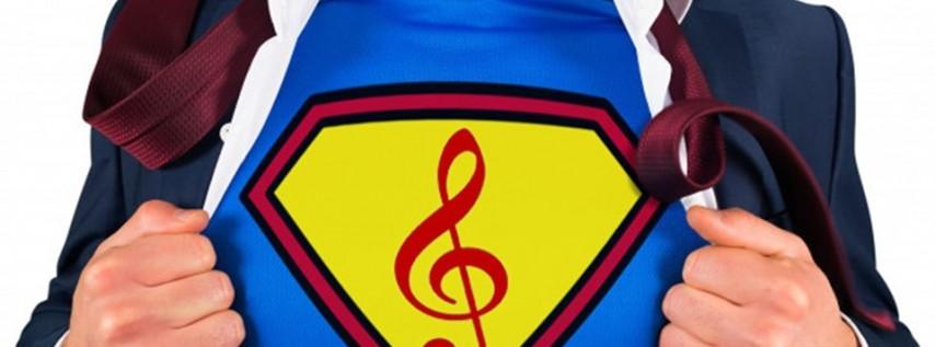 Superhero Soundtracks