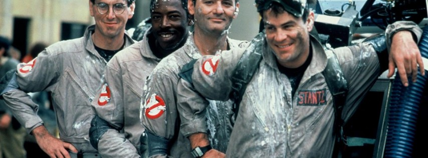 Ghostbusters in Concert