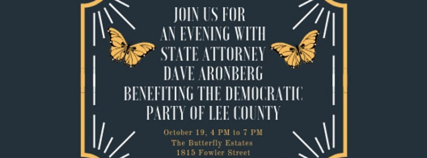 Democratic Party of Lee County Fall Fundraising Reception