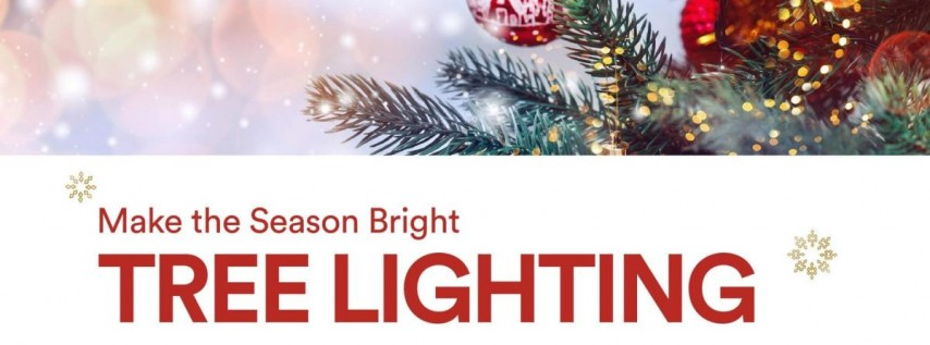 Dadeland Mall's 1st Annual Tree Lighting Ceremony