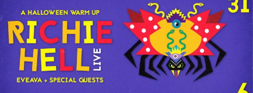 Richie Hell [Live] Halloween Warm Up by This End Up & Solaris