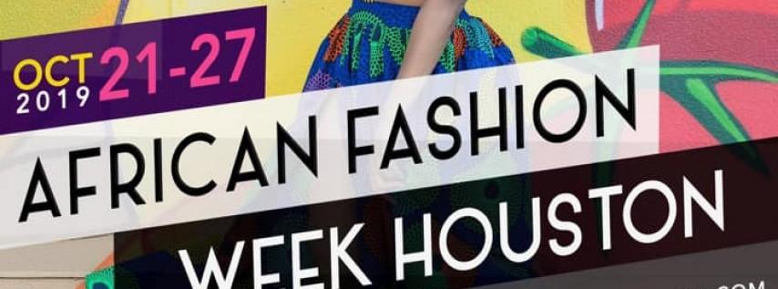 African Fashion Week Houston 2019