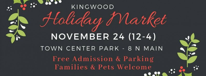 Kingwood Holiday Market
