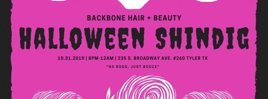 Halloween Shindig at Backbone!