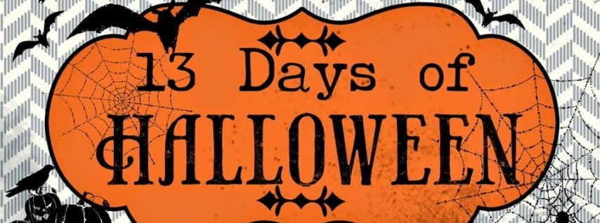 13 Days of Halloween at Times Square Grand Slam