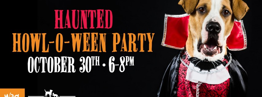 6th Annual Haunted Howl-o-ween Party for Dogs at Wag Hotels San Francisco