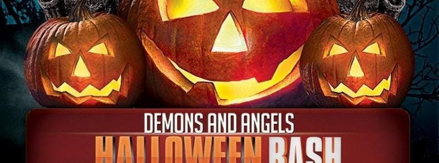 Demon's and Angel's Halloween Night Bash