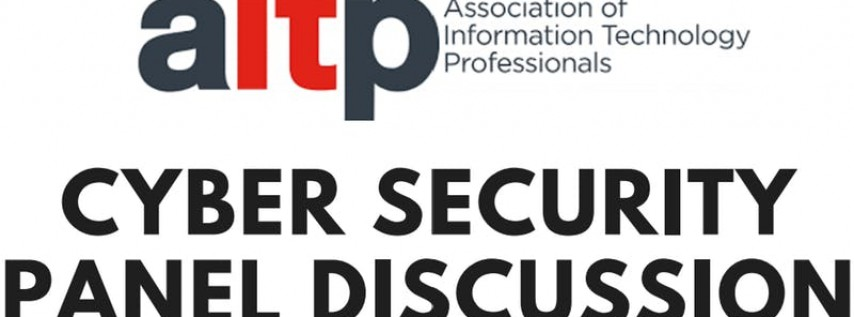 AITP GSU Cyber Security Panel