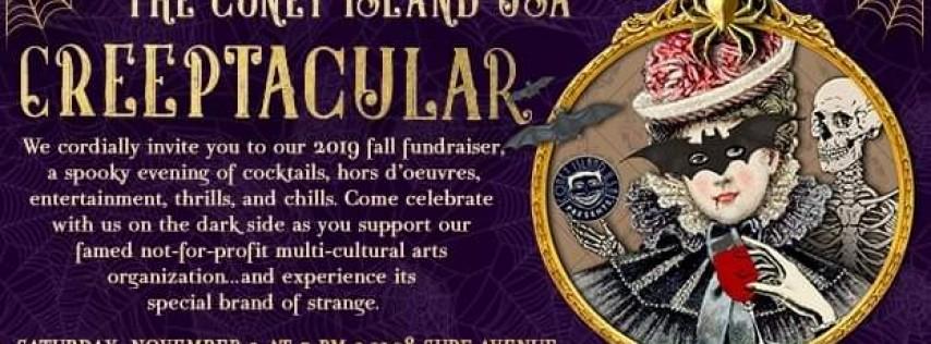 The Coney Island USA Creeptacular Fall Fundraiser!