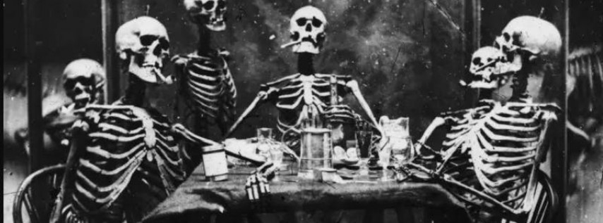Spectre: A CBK DSA Halloween Party