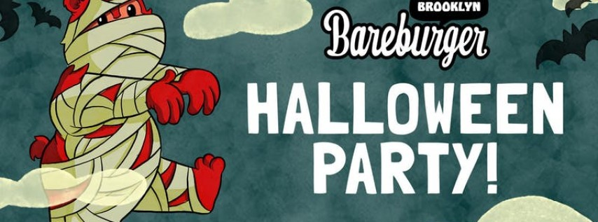 Bareburger's Halloween Kids Party!