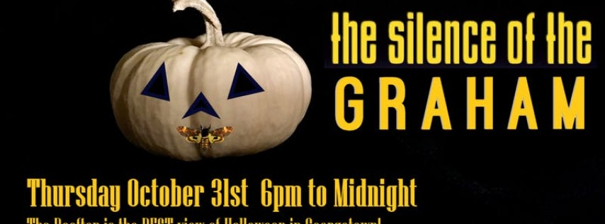 Rooftop Halloween Costume Party at the Graham Georgetown