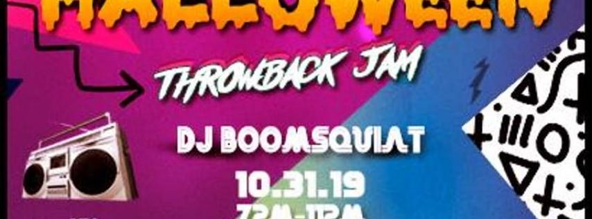 '99 '00 & Halloween Throw Back Jam